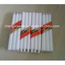 Home Decorative White Stick Candle