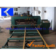 two point steel grating welding floor grater machine