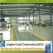 Steel Structure & Low Cost Steel Structure Warehouse