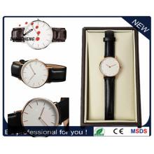 2016 Vintage italiano Homem Dw Assista Moda Quartz Relógio DC-506