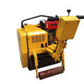 Gehen Sie hinter Single Drum Hand Mini Road Roller