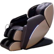 New Design Electric Luxury 3D Zero Gravity Full Body Shiatsu Massage Chair with Music and L Track