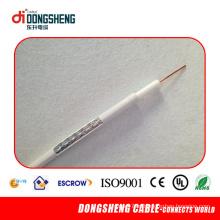 Preço do cabo da fábrica de Linan Rg59