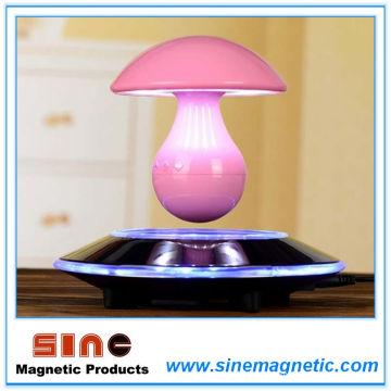 Lámpara de la noche de la música de la seta de la levitación magnética con el Presidente de Bluetooth