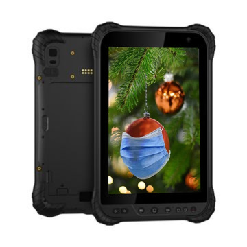 Wasserdichtes staubdichtes 4G Rugged Tablet