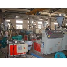 Máquina de extrusão de linha de peletização de PVC Hot-Cutting (SJSZ)