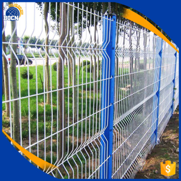 hot selling powder coated wire mesh fence