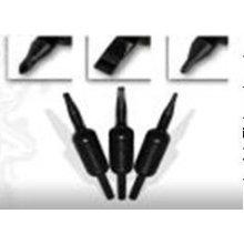 2016 tubos de plástico descartáveis baratos do tatuagem da venda quente