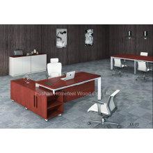 Mesa de escritório executiva de design moderno Mesa de escritório de CEO comercial (HF-YZL002)