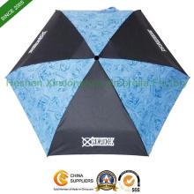 Leichte schlanke fünf Falte Sonnenschirme für Werbegeschenk (FU-5619ZF)