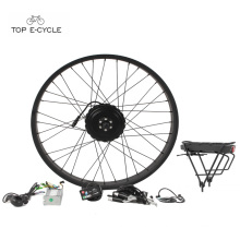 Hummer Fat Tire Electric Bike ebike convension kit with Samsung lithium battery