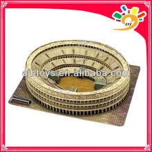 84PCS COLOSSEUM 3D Modell Gebäude Puzzles DIY Papier Puzzle Puzzles für Erwachsene
