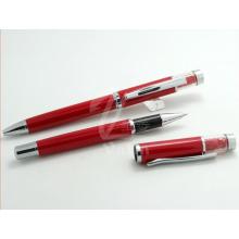 Декоративная металлическая ручка New Arrival Red для леди