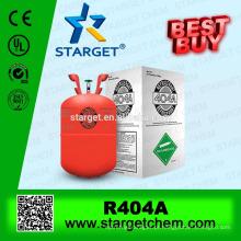 Gás refrigerante de alta pureza R404a com bom preço