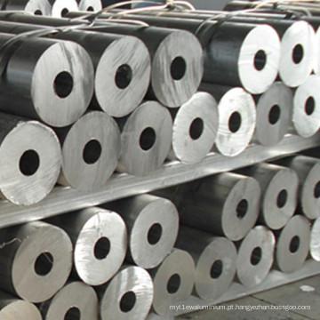 Tubulação de alumínio da parede grossa quente da venda para a indústria