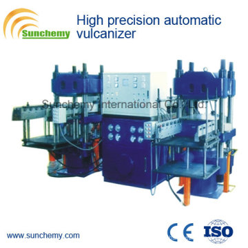 High Precision Automatic Vulcanizer/Press