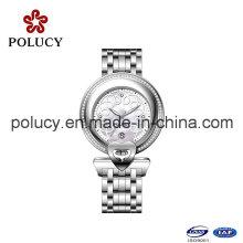 2016 Chine usine vente directe en alliage haute qualité Quartz marque horlogère suisse