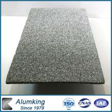 6mm Thickness Open Cell Square Aluminium Foam