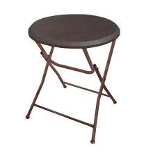 63cm Plastic Small Folding Round Table