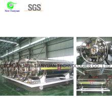 Cryogenic LNG Cylinder, 300L Cryogenic Tank Cylinder