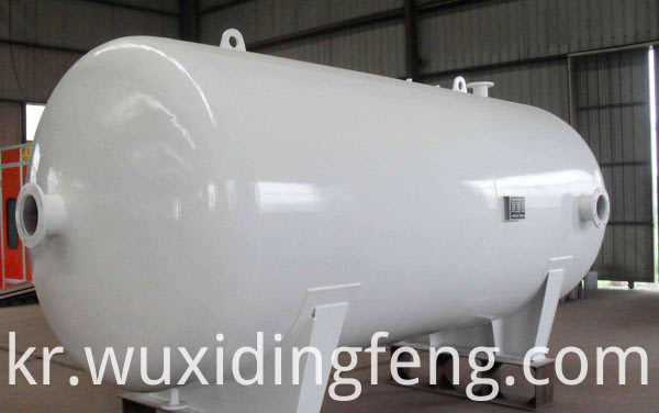 ASME Pressure Vessel thickness vessel