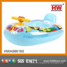 Niños Juguetes al aire libre Juguetes inflables del agua del anillo de la nadada de los cabritos