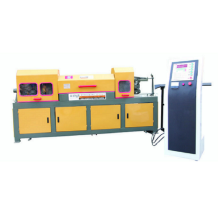CNC Straightening and Cutting Machine