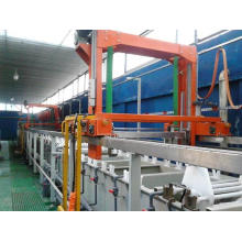 Roll Plating Machine pour Nail Making Line