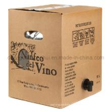 Wine Bag in Box / Wine Bib Bag in Box