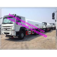 HOWO EuroII 6x4 20000 Liters Oil Tank Truck