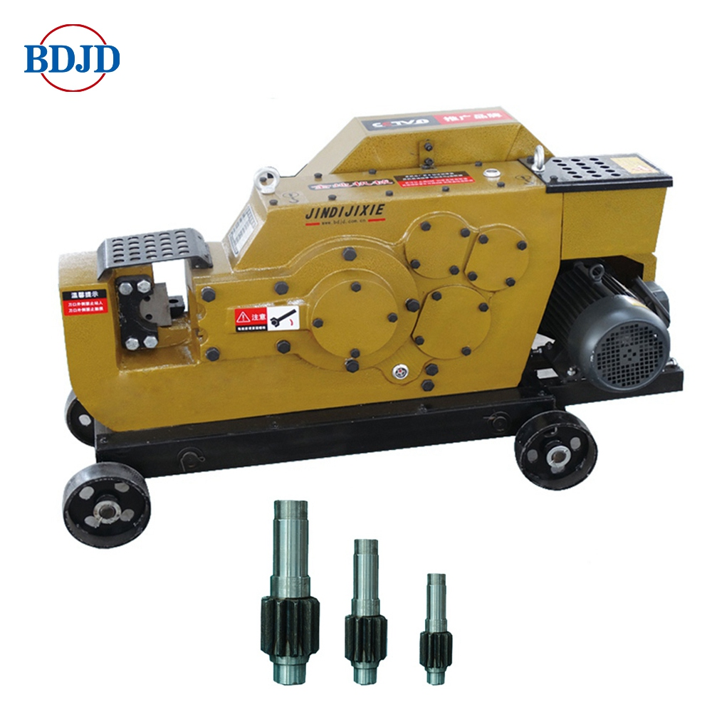 rebar cutting machine