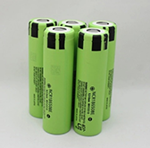 work flashlight Lithium Ion Rechargeable 18650 battery