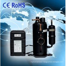 Boyard Lanhai R22 R404a low temperature rotary freezing compressor for small refrigeration units for sale