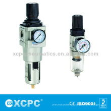 Filtro y regulador (tipo SMC) de la serie XAW