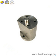 OEM изготовленный на заказ точности CNC Алюминиевый блок CNC подвергая механической обработке