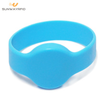 13.56mhz MIFARE Ultralight Silicone RFID Gelang