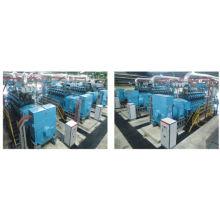 Central eléctrica de 10MW con generador 1000rpm
