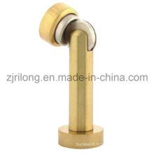 Porte-porte magnétique en alliage de zinc à taches Gold Df 2617