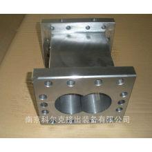 Vis et barillet à vente chaude pour la ligne de granulation à double vis co-rotative