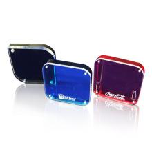 Marcos magnéticos del LED para los cuadros, marcos de acrílico coloreados de la foto