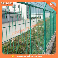 Hot Sale PVC Coated Security Wire Mesh Fence