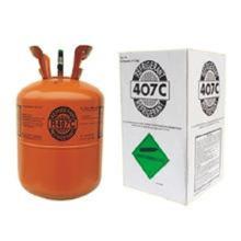 OEM disponível gás refrigerante hfc-R407C não refilável Cylinder Porto no mercado da Indonésia