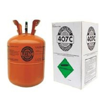 OEM available refrigerant gas HFC407c Unrefillable Cylinder 220g for Indonesia market