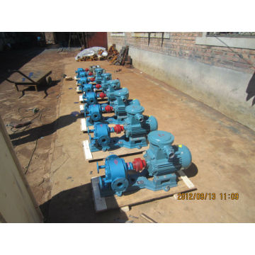 High temperature resistant insulation asphalt pump