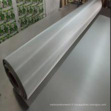 500 mille en acier inoxydable en acier inoxydable Prix par mètre