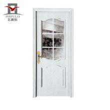 2018Classical design interior wooden composite door