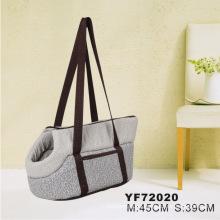 Productos para mascotas, bolsa portador de mascotas (YF72020)