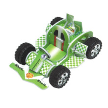 DIY Toy Pull-Back Karts