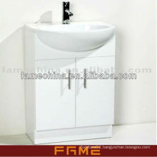 2013 New Small High Gloss Wall Mounted MDF Bathroom Cabinet