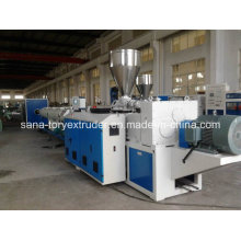 Plastic Extrusion Machinery for 16-630mm PVC Pipe Production Line